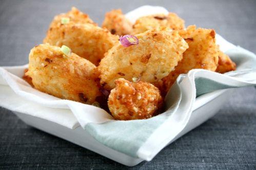 Receta Croquetas de arroz de Casancrem