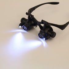 Best Lupenbrille Brillenlupe Uhrmacher Lupe XXXX Vergr erungsglas Lupe LLK