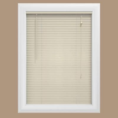visit the home depot to buy bali cuttosize alabaster vinyl custom cut blind 1 in slats 48 in length price varies by size