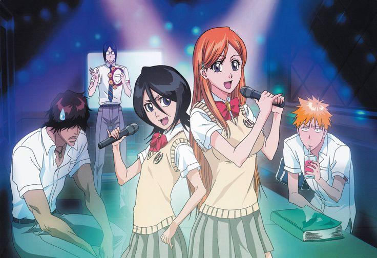 Bleach karaoke time