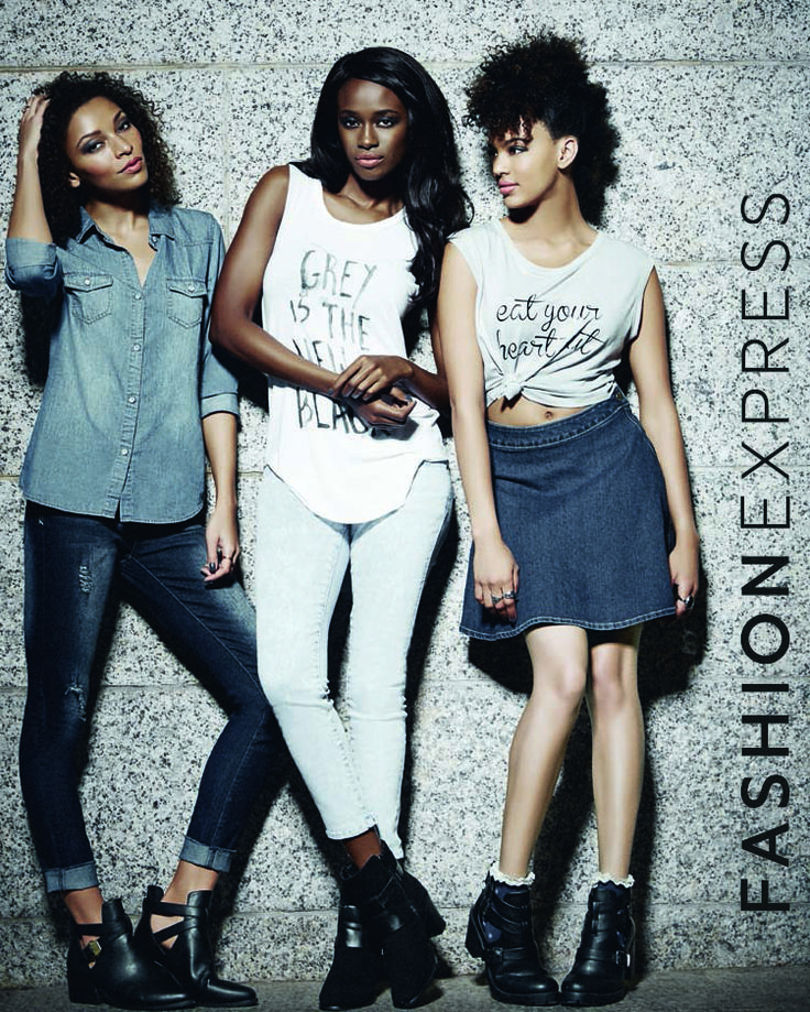 Win With FAIRLADY and Fashion Express