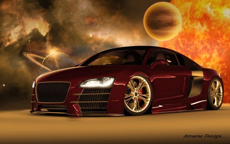 Petit buzz Voiture Audi R8