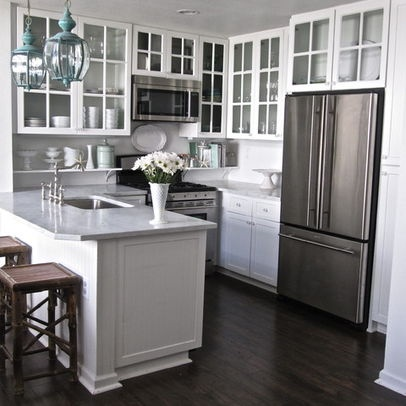 Small Kitchen Design Ideas, Pictures, Remodel, and Decor