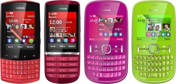 Nokia Asha 200 y Asha 300 reciben una actualización de su firmware http://www.aplicacionesnokia.es/nokia-asha-200-y-asha-300-reciben-una-actualizacion-de-su-firmware/