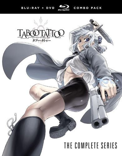 Taboo Tattoo: The Complete Series [Blu-ray/DVD]