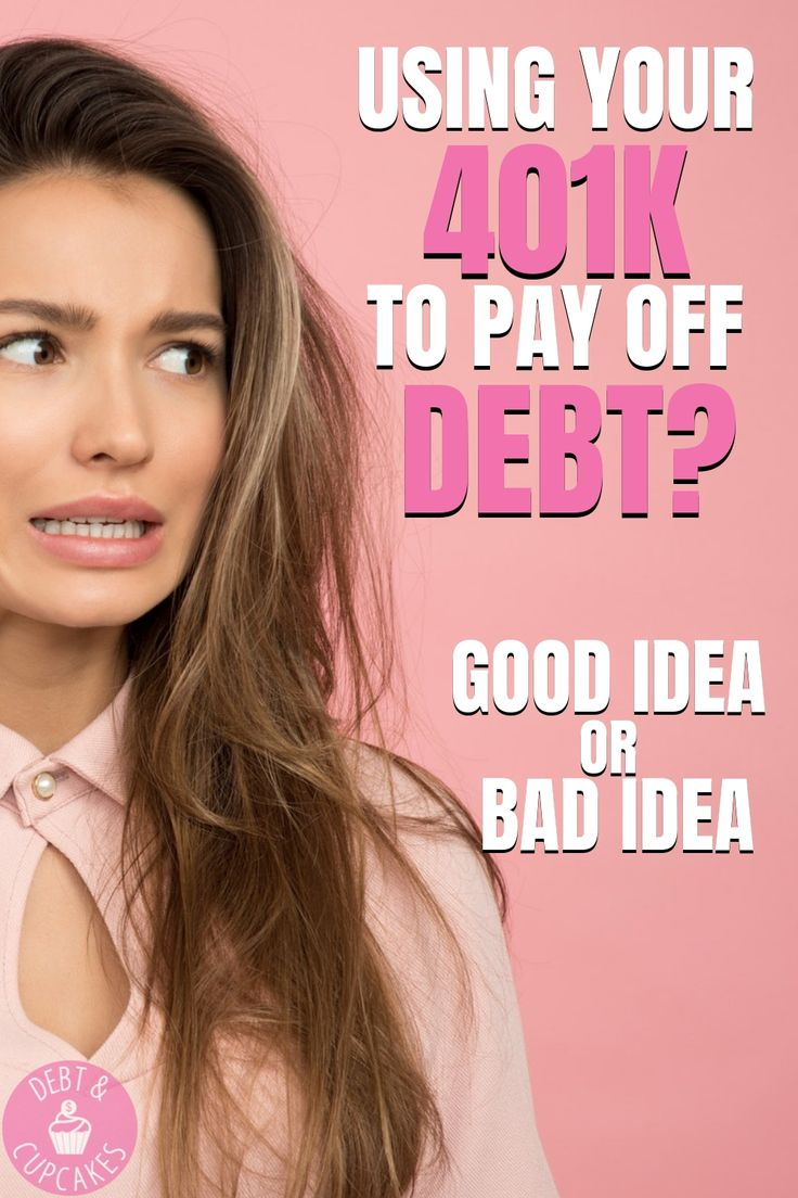 Should You Pay Off Debt With Your 401k?