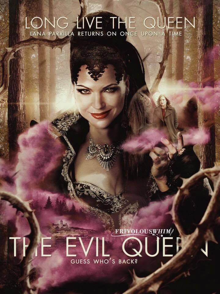 Awesome Evil Queen Regina (Lana) #Once #S1 #LongLiveTheAwesomeQueen