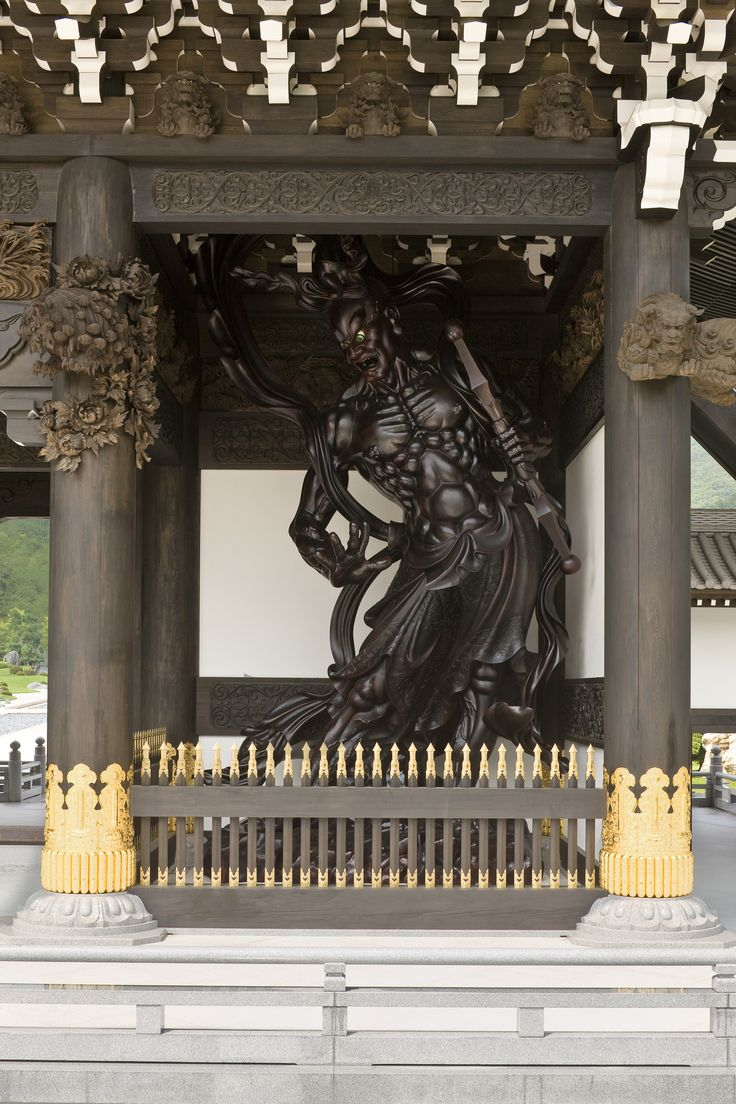 "https://flic.kr/p/eeKN7p | Buddhist statue 仏像 - 念佛宗(念仏宗無量寿寺) 山門 仁王像005 | www.youtube.com/user/asusume www.facebook.com/Nenbutsushu www.nenbutsushuart.tumblr.com/ www.nenbutsushu.or.jp/ Nenbutsushu Sanpouzan Muryojuji ""The Royal Grand Hall of Buddhism"" 念佛宗(念仏宗無量寿寺) 総本山 兵庫県加東市"