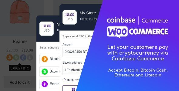best plugin to accept cryptocurrency