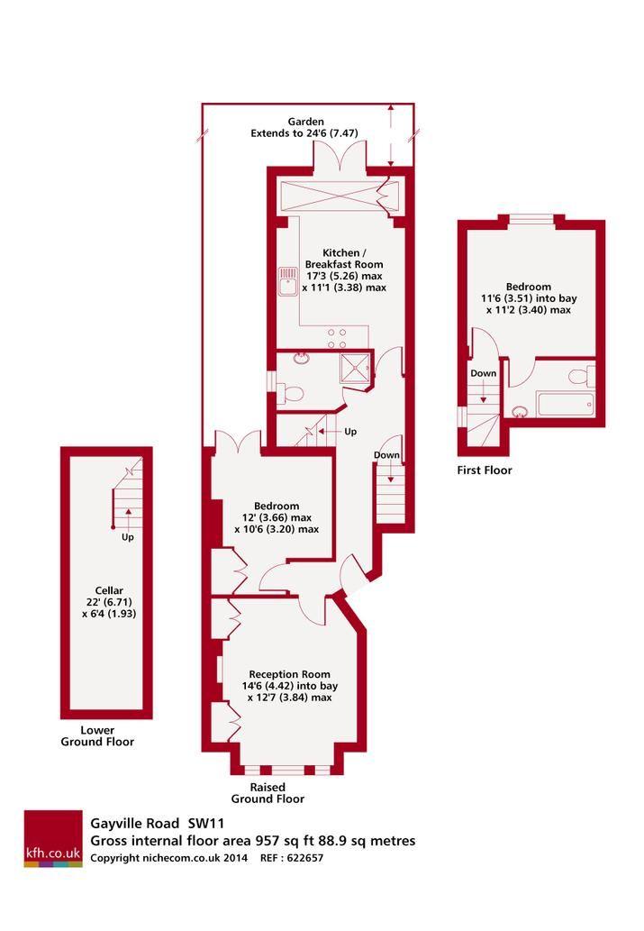 Gayville Road floor plan