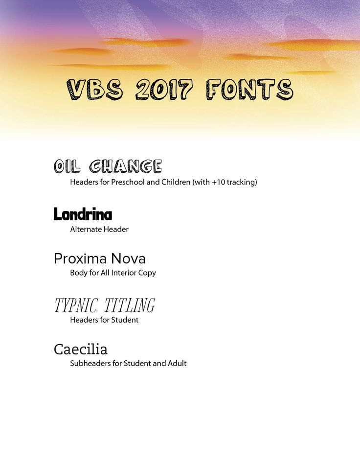 """One question I am asked over and over again is, """"What fonts were used for Galactic Starveyors?"""" Great question! Our fantastic design time spent a lot of time developing the overall look that governs every single element of VBS 2017. From the color palette, to the art style, to the perfect stroke on the lettering—every …"""