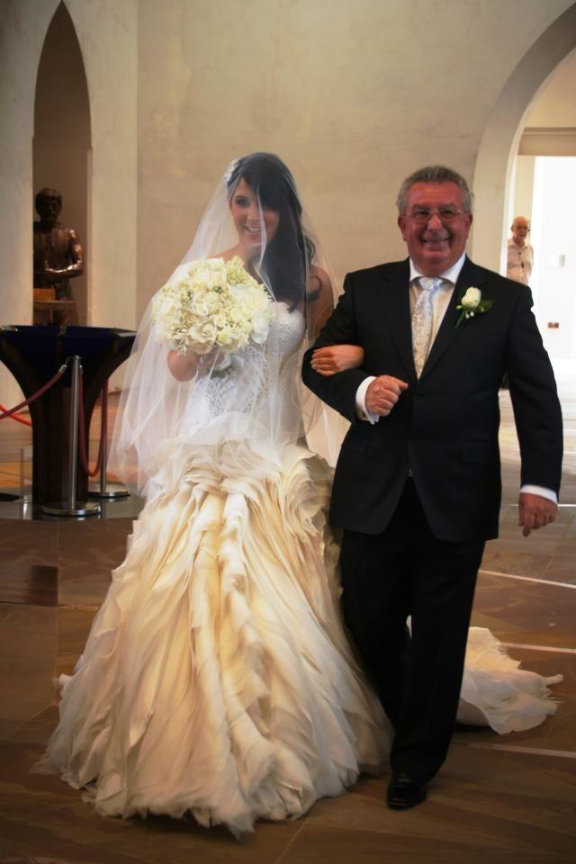 H E R E C O M E S T H E B R I D E  Laura & Anthony's Wedding  #stephaudino #SABride