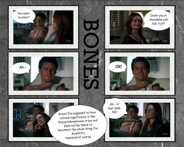 Bones Comic by Rhicy, deviantART - Booth and Bones Fan Art (9067400) - Fanpop