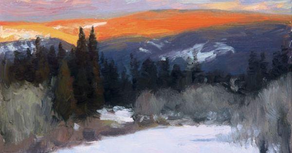 artists work day light plein air - Google Search