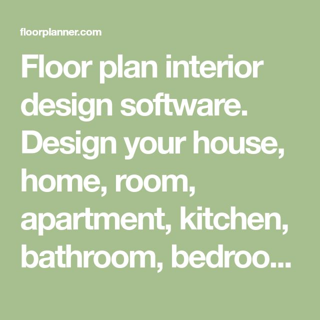 Easiest Kitchen Design Software: Best 25+ Home Design Software Free Ideas On Pinterest