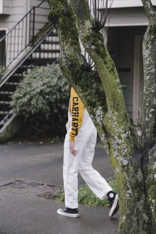 """Carhartt WIP 2016 Spring/Summer """"Into View"""" Editorial"""