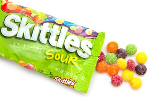 Candy a Day: Sour Skittles | Serious Eats