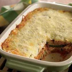 The Biggest Loser Simple Swaps: Veggie Lasagna - this is so scrumptious!