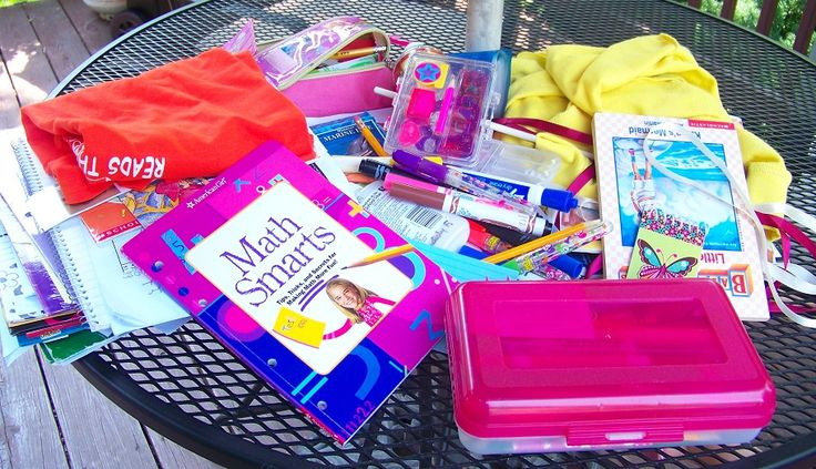 Recycle End of Year School Supplies for Back to School - Inspire Creativity, Reduce Chaos & Encourage Learning with Kids.Back To School