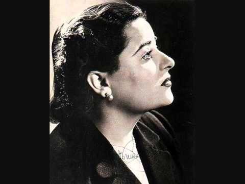 """Victoria de los Angeles """"El testament d`Amèlia"""" Catalan song"""