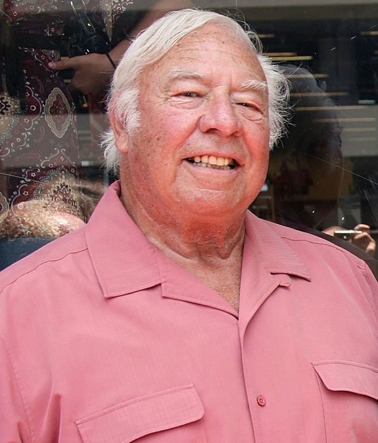 Schauspieler George Kennedy ist im Alter von 91 Jahren in seinem Haus in Boise im US-Bundesstaat Idaho gestorben - (* 18. Februar 1925 in New York City, New York; † 28. Februar 2016 in Boise, Idaho)