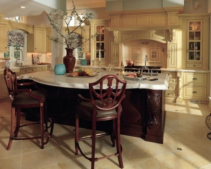 By Plain & Fancy Kitchens located in PA - very nice.