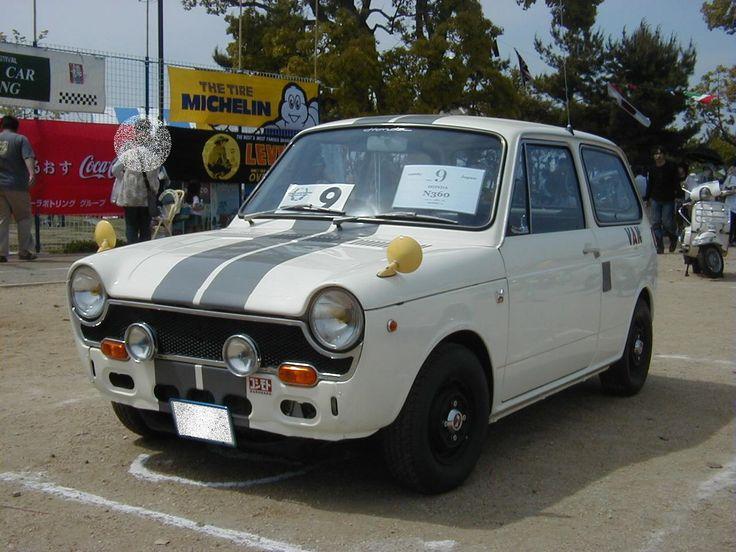 Honda N360 racing