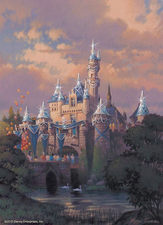 Disneyland Resort Diamond Celebration to Begin May 22, Will Feature Sparkling Decor and More