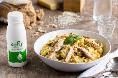 Ukrainian cooking: Kefir Chicken