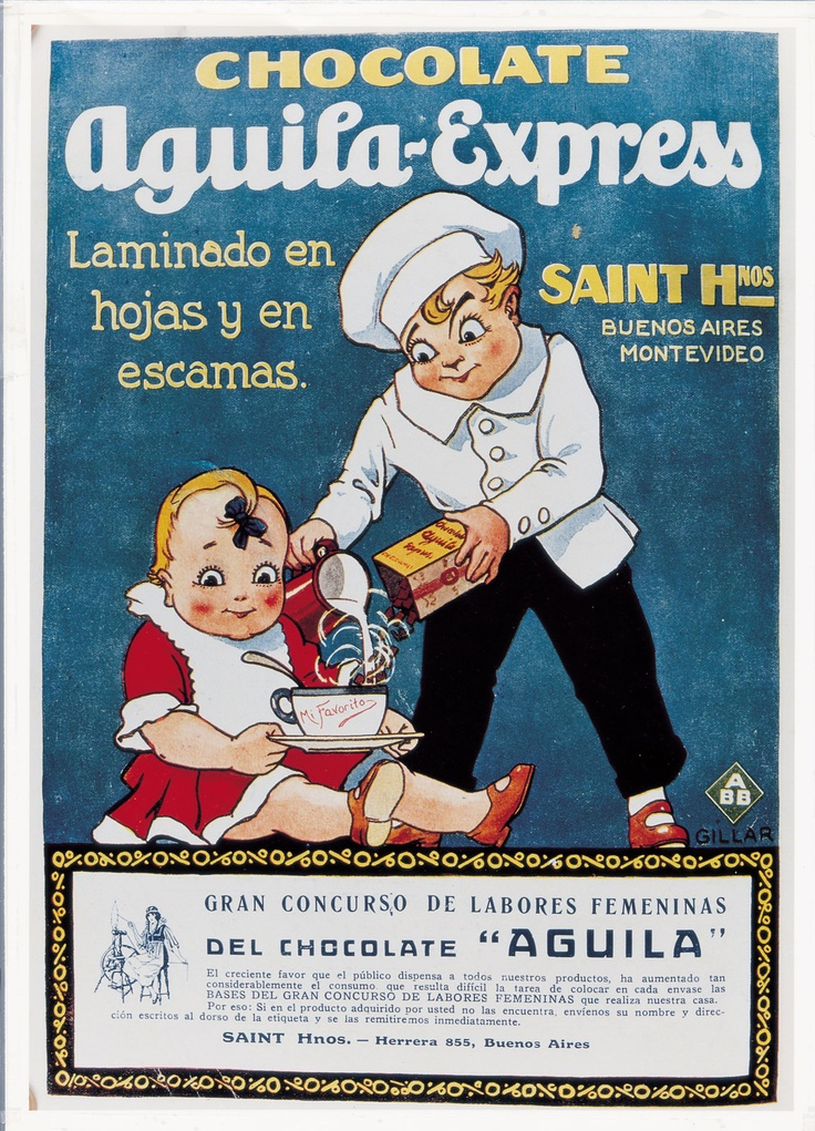 Chocolate AGUILA Express, laminado en hojas y escamas de disolución inmediata.