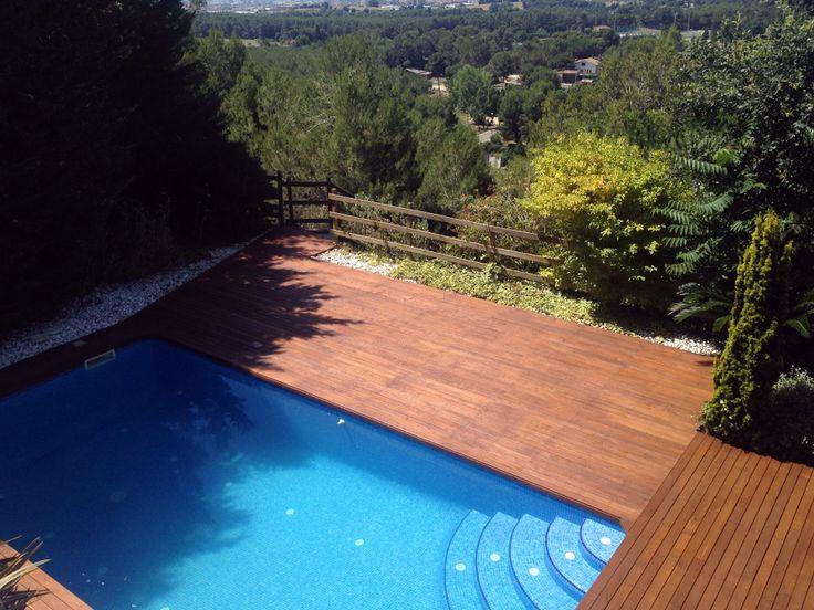 Más de 25 excelentes ideas populares sobre escalera piscina en ...