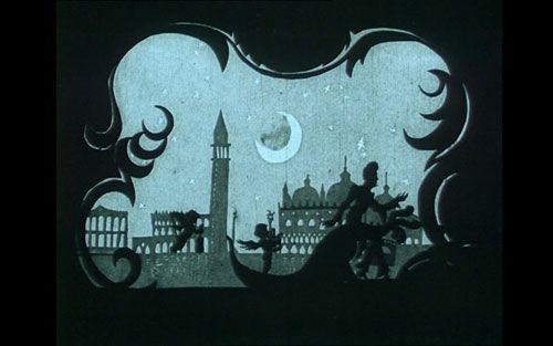 The Picture Silhouettes of Lotte Reiniger « Life Takes Lemons
