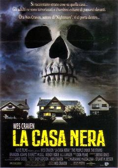 La casa nera - Original title: The people under the stairs - Directed by: Wes Craven - Country: USA - Release date: 1991