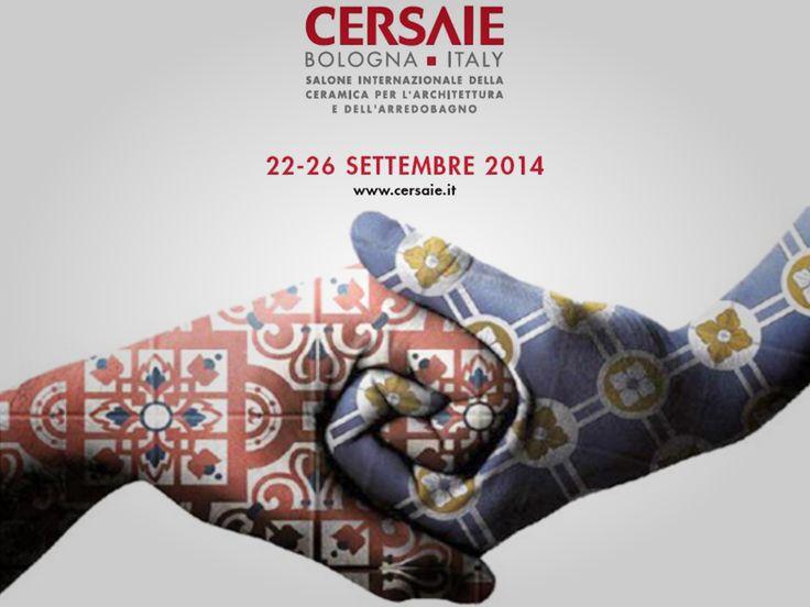 Dal 22 settembre al 26 settembre 2014 si terrà la 32° edizione di CERSAIE - Salone Internazionale della Ceramica per l'Architettura e dell'Arredobagno organizzato da Edi.Cer. spa, promosso da Confindustria Ceramica e in collaborazione con BolognaFiere