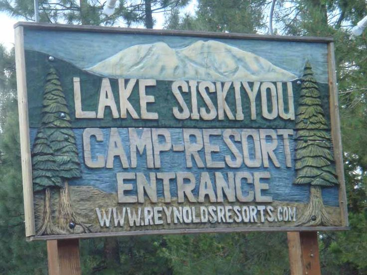 In the 70 39 s camping at lake siskiyou was a yearly family for Lake siskiyou resort cabins