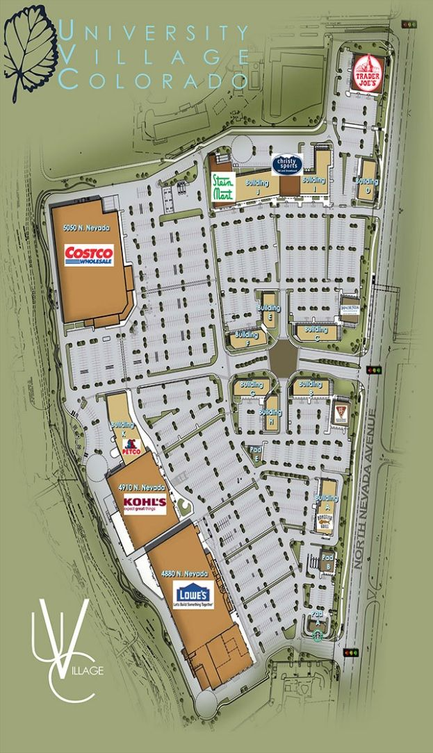 University Village Colorado Shopping Plan Colorado Best Places To Live Nevada