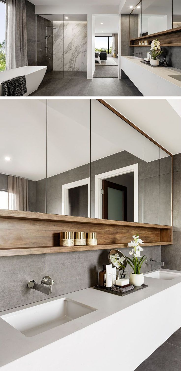 The most interesting about having a modern bathroo…