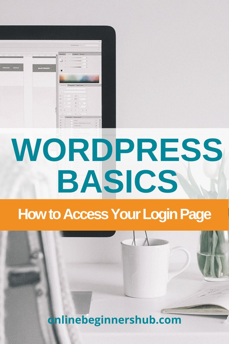 How to access your #WordPress Login page – WordPress How To For Blogging Beginners https://onlinebeginnershub.com/how-to-access-your-wordpress-login-page-wordpress-how-to-for-beginners/#utm_sguid=167888,dfccdb6e-aece-c1d6-23dc-c7c1de919d1d