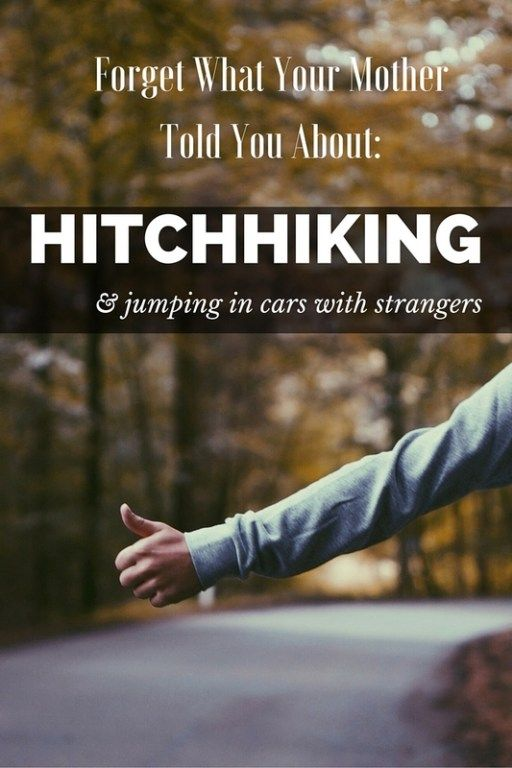 Why you should hitchhike internationally