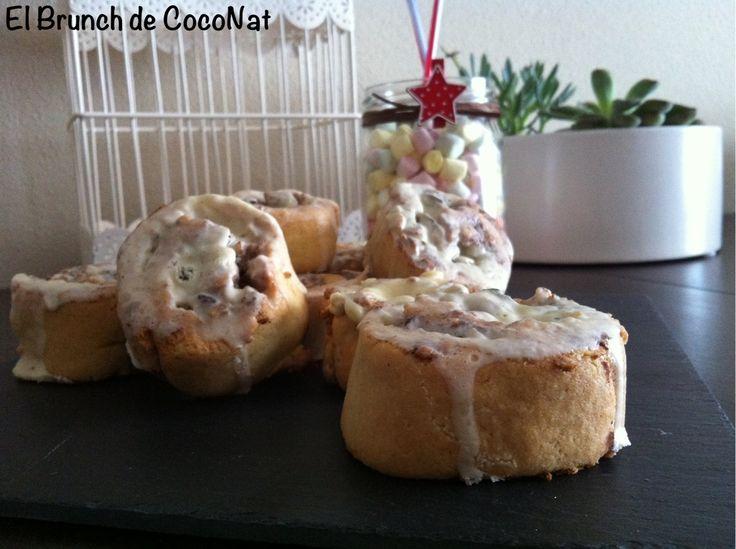Bizcocho rollo canela paleo sin gluten http://natbrunch.blogspot.com.es/2013/01/paleo-cinnamon-rolls-o-bollos-de-canela.html?m=1