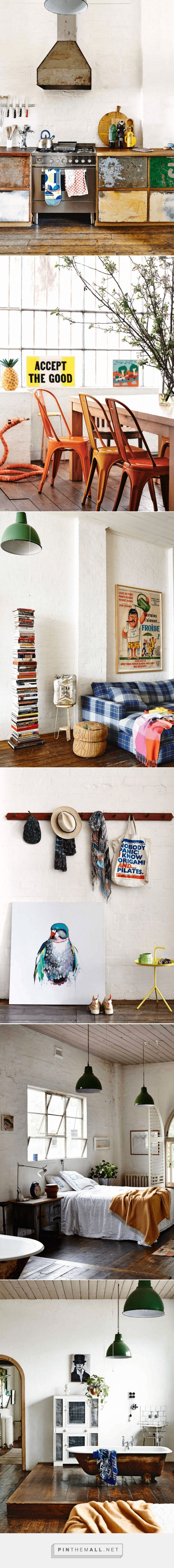 From Leather Factory to Beautiful Home - Kate Young Design - created via https://pinthemall.net