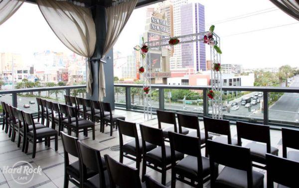 Ultimate vegas wedding venue guide hard rock cafe las for Las vegas strip wedding venues