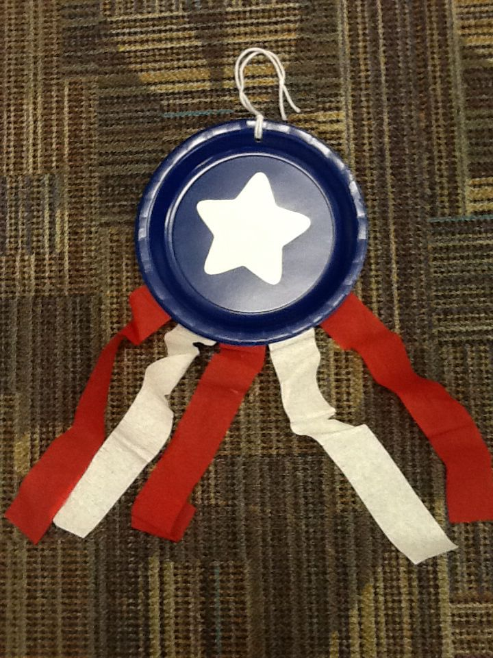 Fourth of July craft
