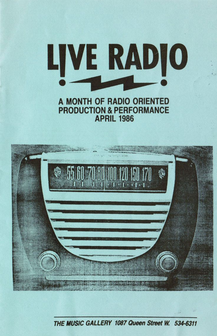 Live Radio | The Music Gallery