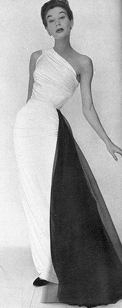 1952 - Madame Gres dress