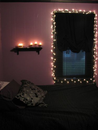 96 Best Bedroom Images On Pinterest | Bedroom Ideas, Fairylights .