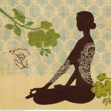 76 Best Yoga Art Images On Pinterest