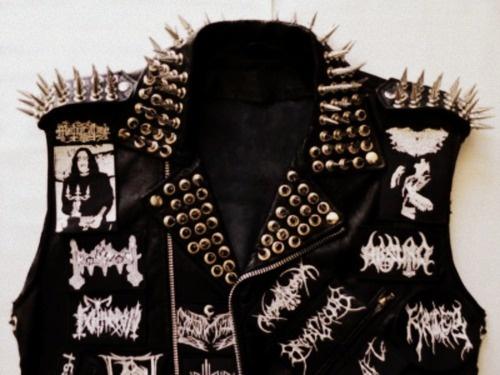 tache oro black metal <3 great combination