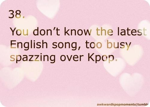 I think I need to go study English songs so I don't look like an idiot when my friends are talking about them.