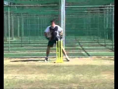 Wicket Keeping: Standing Up Drills 1/2